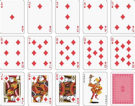 19 playing cards art vector free images playing cards