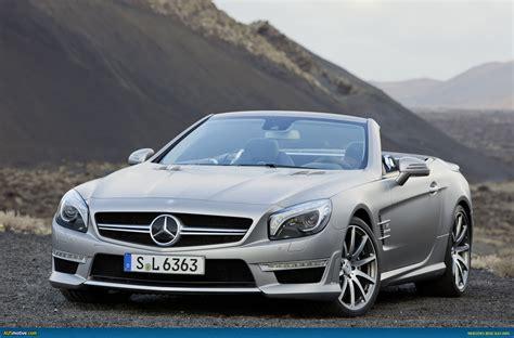 Mercedes Sl63 Amg by Ausmotive 187 Mercedes Sl63 Amg Revealed