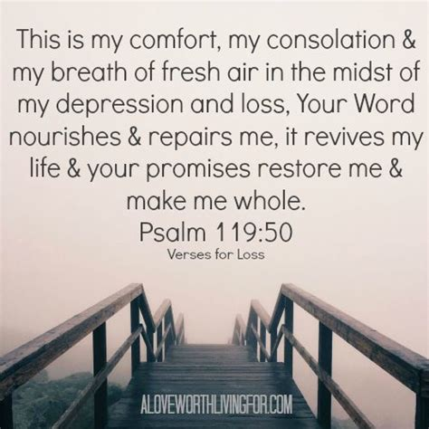verse of comfort in death 25 best ideas about psalm 119 on pinterest