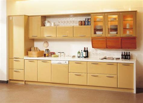 Refinishing Cheap Kitchen Cabinets by