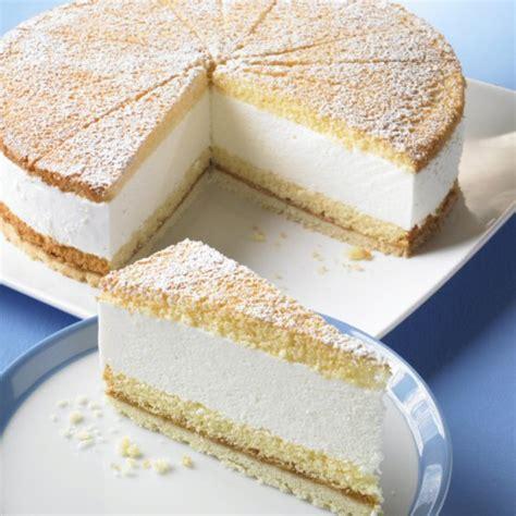 rezept frischkäse kuchen die besten 25 k 228 se sahne torte ideen auf k 228 se