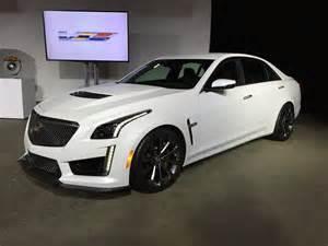 Cadillac Cts V Canada 2016 Cadillac Cts V Live Photo Gallery Autoblog Canada