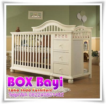 Tempat Tidur Bayi Kayu Murah aneka tempat tidur bayi baby box box baby duco murah