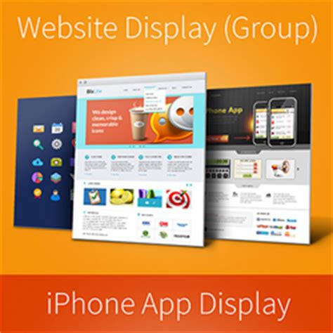 tutorial website mockup web page and app screen display psd mockups psddude