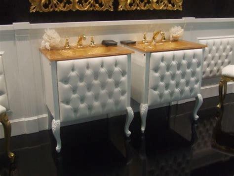 sumptuous vanities  glamorous  luxurious bathrooms