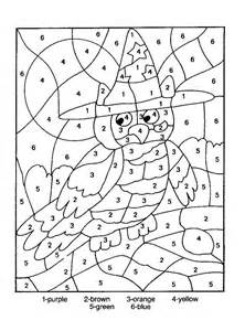 coloring pages using numbers owl color by number coloring picture color by number