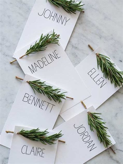 place card ideas 24 simple diy ideas for thanksgiving place cards amazing