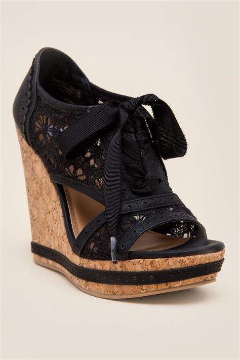 oxford wedge shoes not catalonia lace oxford wedge s