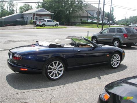 jaguar xk blue 2006 bay blue metallic jaguar xk xk8 victory edition
