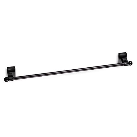 door window curtain rod buy door curtain rod from bed bath beyond