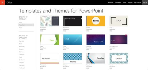 Templates Pc Maw How To Powerpoint Templates From Microsoft