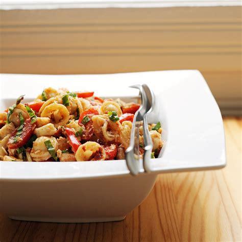 ina garten pasta sun dried tomato pasta salad popsugar food