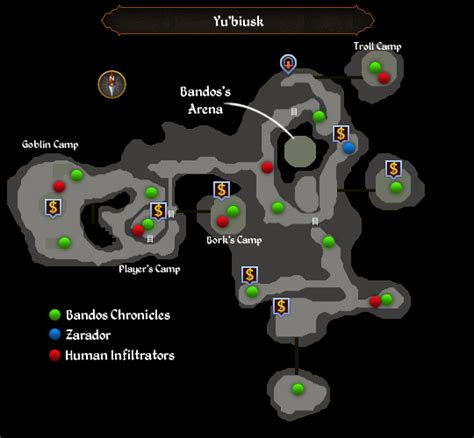 map bandos s throne room runescape wiki wikia yu biusk the runescape wiki