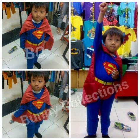 Baju Dokter Buat Anak jual baju superman anak buat 5 7 thn sayap baju superman bunny collection
