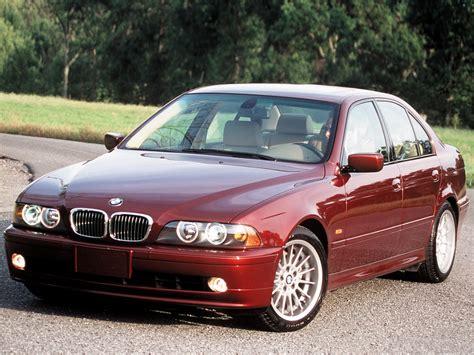 BMW 5 Series (E39)   2000, 2001, 2002, 2003   autoevolution