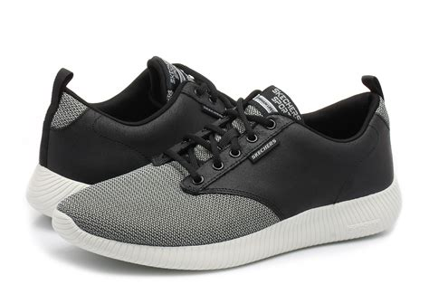Skechers Dept Charge Trahan Hitam skechers shoes depth charge trahan 52398 bkgy
