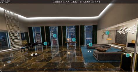 Christiangreysapartment by 50 Nuances De Grey Visitez Le Penthouse De Christian