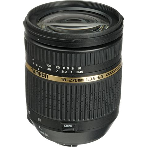 Af18 270mm F 3 5 6 3 Di Ii Vc Pzd tamron af18 270mm f 3 5 6 3 di ii vc ld asph if