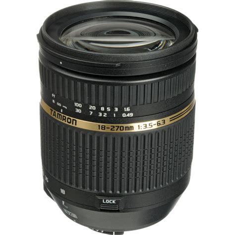 Tamron Af 18 270mm F 3 5 6 3 Di Ii Vc Pzd For Canon tamron af18 270mm f 3 5 6 3 di ii vc ld asph if