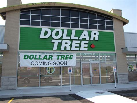 dollar tree s the dollar tree at stonebridge town centre wasaga