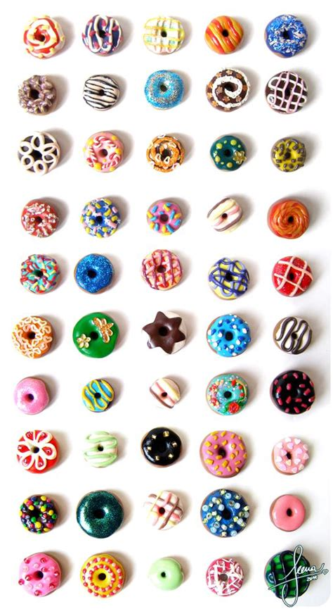 colorful donuts colorful donuts by sweetdeco on deviantart for some