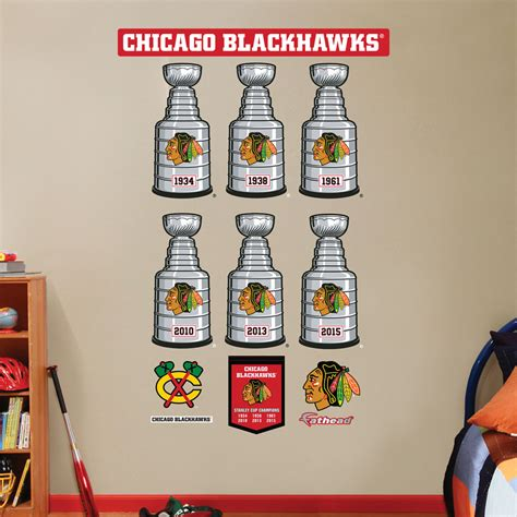 stanley chicago chicago blackhawks stanley cup collection
