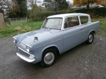sale  ford anglia  deluxe greywhite  owner timewarp classic cars hq