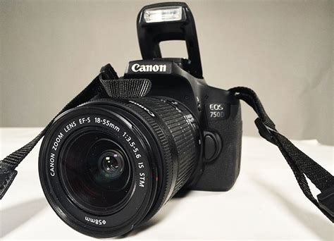 750d Canon canon eos 750d review digit in