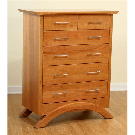 six drawer chest gateway collection six drawer chest amish crafted furniture