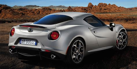 alfa romeo 4c launch edition limited to 1 000 units image