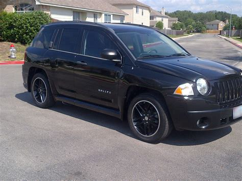 2008 Jeep Compass 2008 Jeep Compass Pictures Cargurus