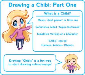 Drawing basics drawing a chibi how to draw anime and manga