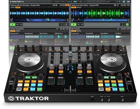 Traktor S4 Knobs by Traktor Kontrol S4 S2 The Legends Live On