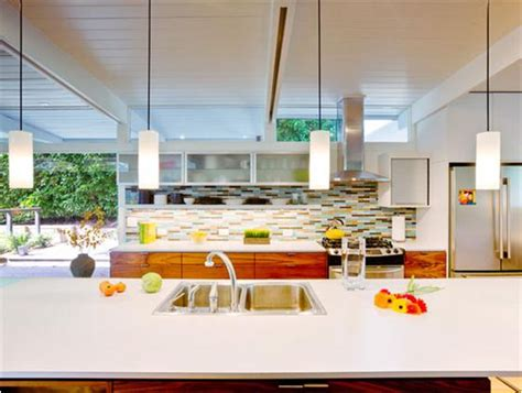 mid century kitchen design mid century modern kitchen ideas