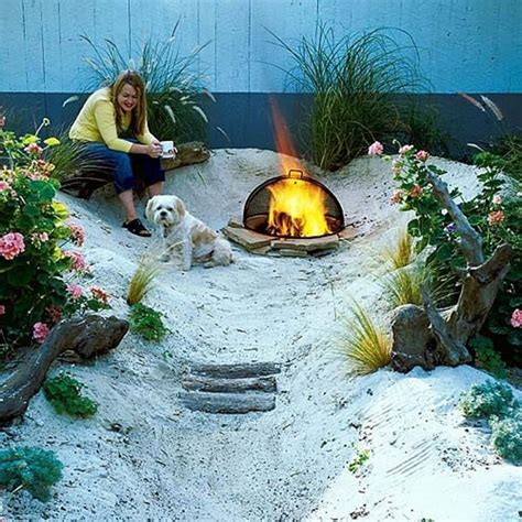 how to turn your backyard into a beach 26 incredible diy ideas for your backyard this summer