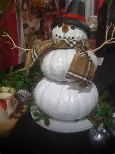 Martie knows parties blog how to make a holiday snowman from