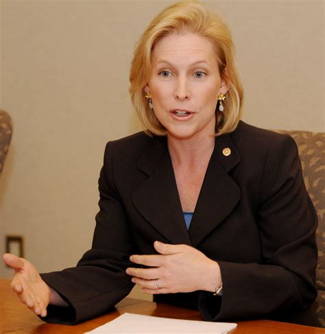 kirsten gillibrand troy sen gillibrand pushing paid medical leave in troy the