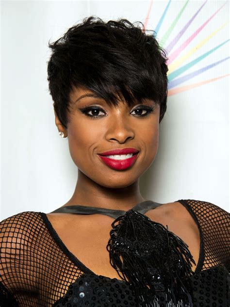 jennifer hudson new hairstyle chic celebrity short hairstyles for your new haircut
