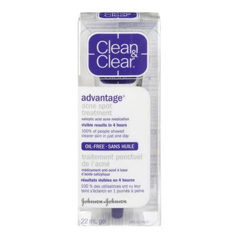 Pelembab Clean N Clear clean clear 174 advantage 174 free acne spot treatment 22 ml walmart canada