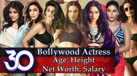 hindi film actress age bollywood actress 30 best bollywood actresses age