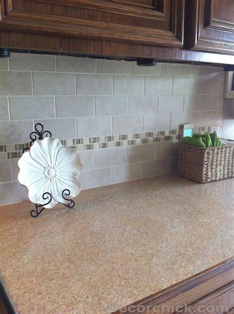 granit countertops für küche dekor gold backsplash
