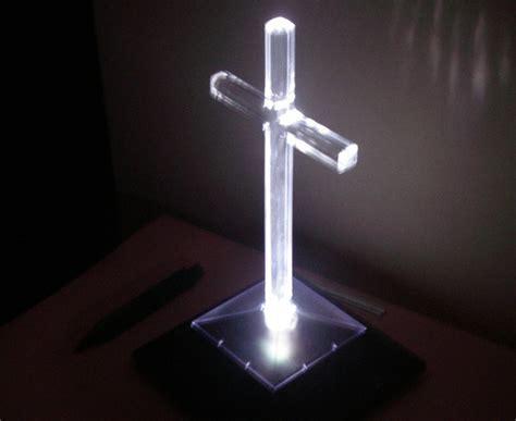 solar light cross solar powered outdoor light cross