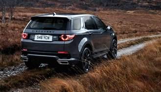 2018 range rover evoque land rover discovery sport