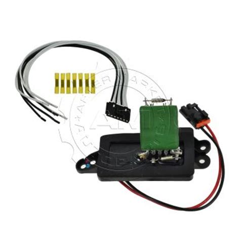 blower motor resistor avalanche chevy avalanche 1500 heater blower motor resistor with pigtail am autoparts