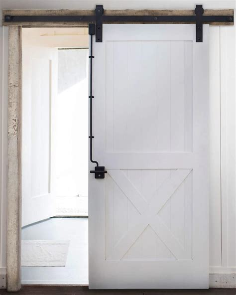 Introducing The Rustica Door Lock We Ve Pioneered The How To Lock A Sliding Barn Door