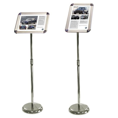 Sign Holder A4 1 titan a4 sign holders ral display