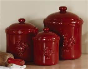 rustic kitchen canisters country decor rustic rooster ceramic kitchen canister