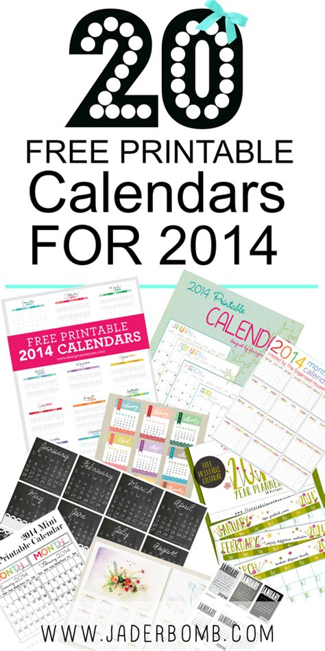 printable calendar elli free 2014 printable calendar the elli blog home trends