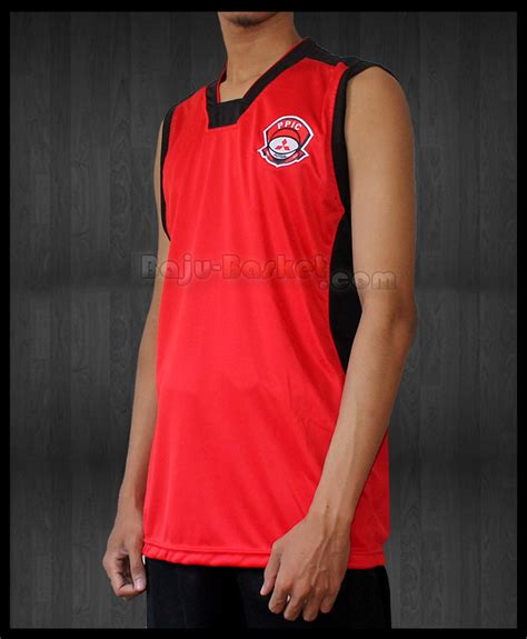 Kaos Basket Baju Basket Jersey Basket Tim Desain Sendiri desain jersey basket ppic toyota jakarta jb 17