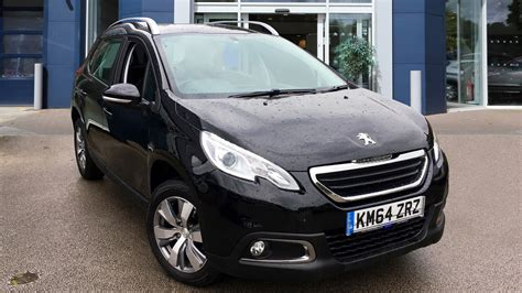 used peugeot suv used peugeot 2008 suv 1 2 vti puretech active 5dr 2014 km64zrz